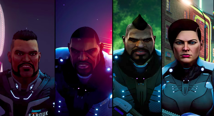 Crackdown 3 playable female character