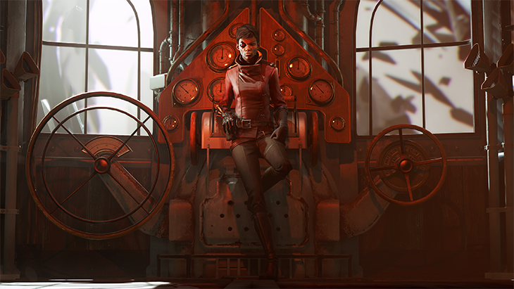 Dishonored DLC Meagan Foster wallpaper