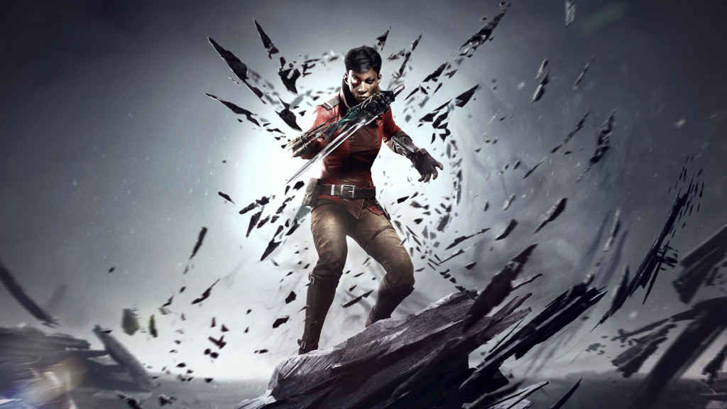Dishonored Death of the Outsider Meagan Foster playable character