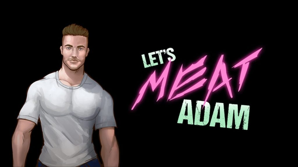 Gay thriller game Let's MEAT Adam