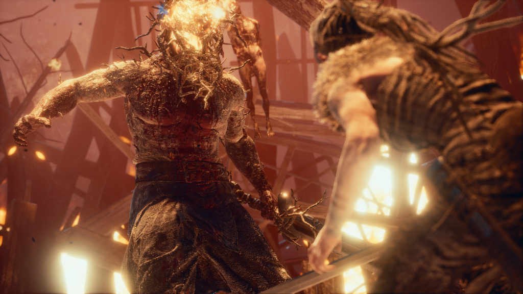 Hellblade release date PC and PS4