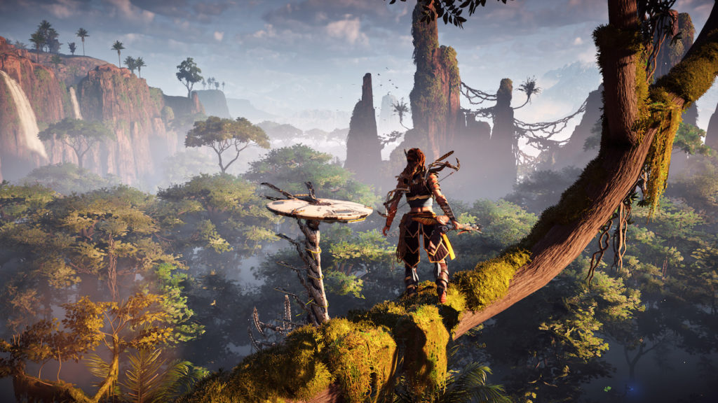 Horizon Zero Dawn sequel more DLC possible