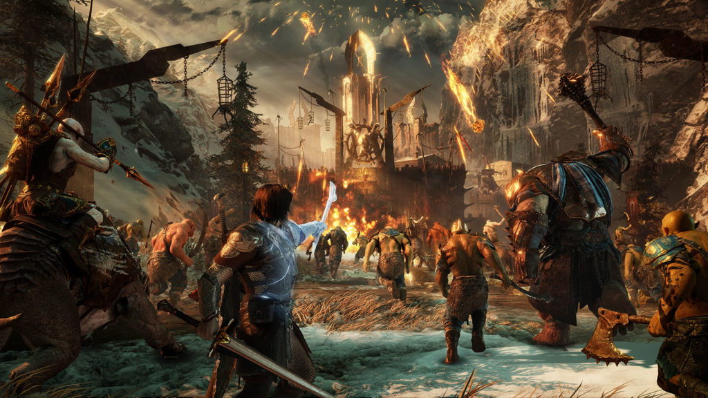 Middle-earth Shadow of War DLC announced