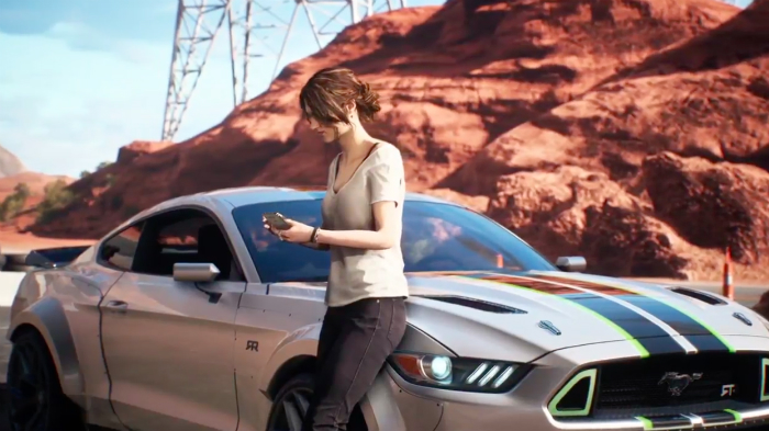 Need for Speed Payback female character