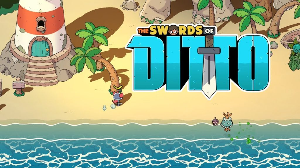 The Swords of Ditto gameplay cute RPG