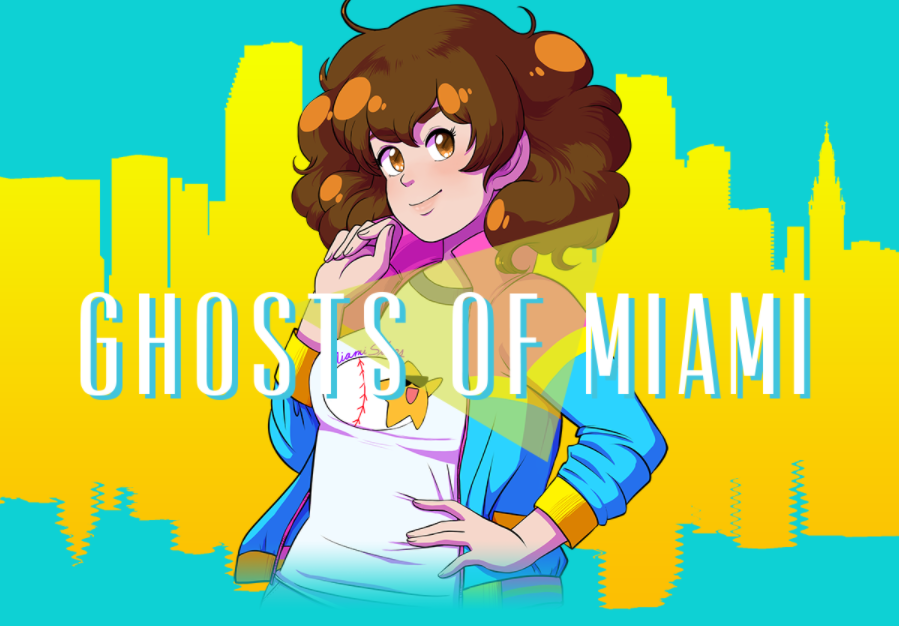Ghosts of Miami release date