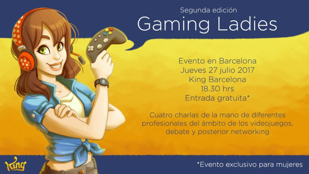 King Gaming Ladies event cancelled