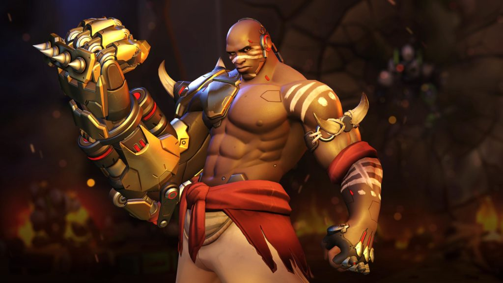 Overwatch Doomfist abilities release date