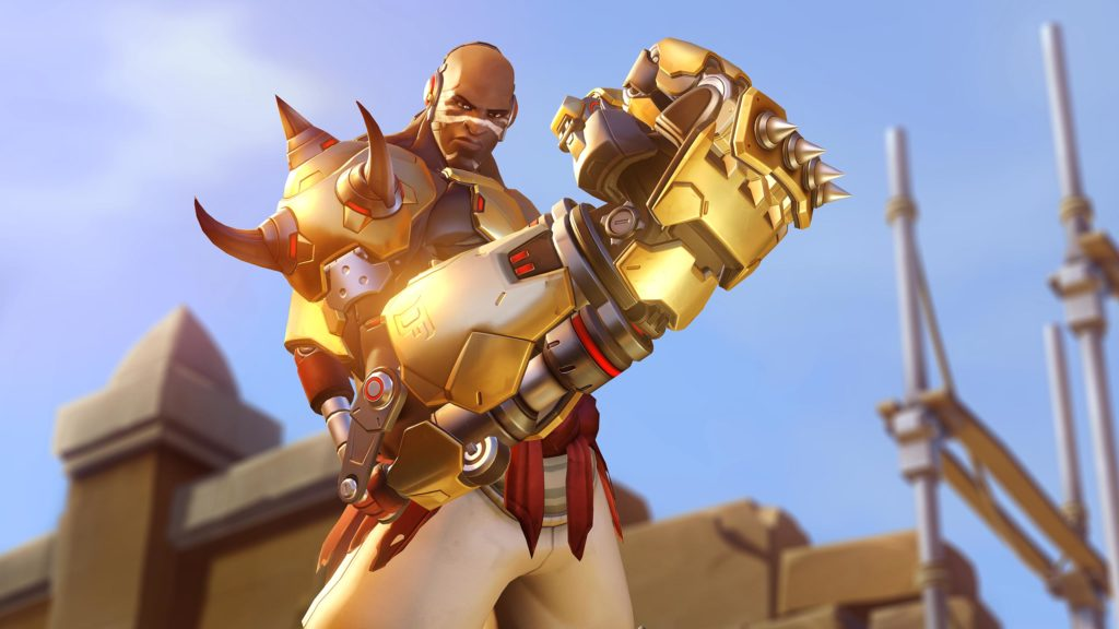 Overwatch Doomfist skin Beyonce connection
