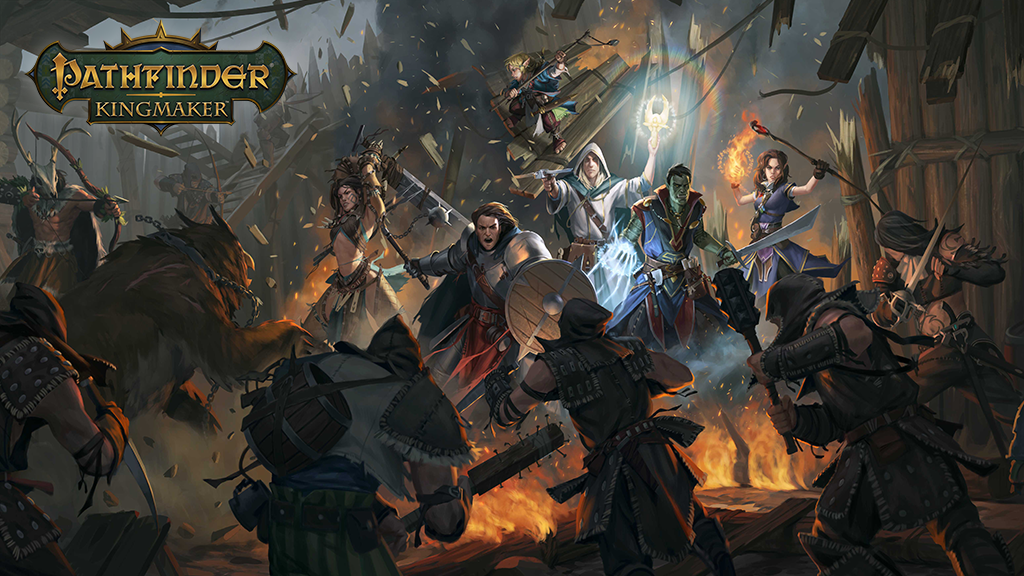 Pathfinder Kingmaker same-sex romances Chris Avellone interview