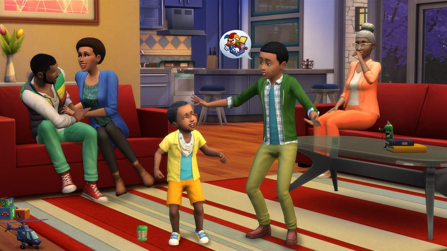 The Sims 4 console release date