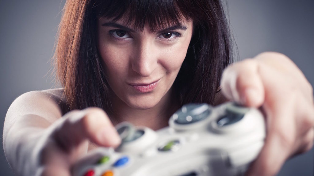 UK female gamers spend on games