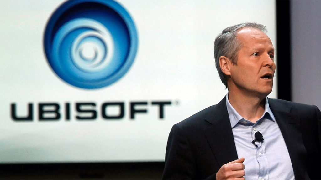 Ubisoft CEO diversity female characters