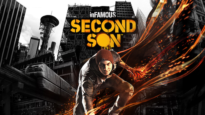inFamous Second Son free PlayStation Plus September 2017