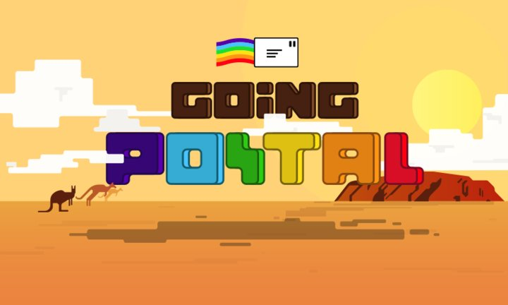 Australia marriage equality game Going Postal
