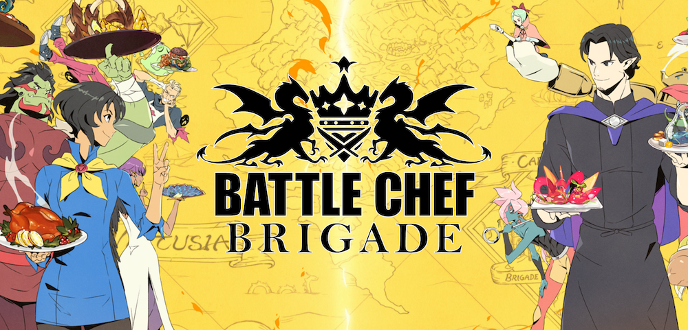 Battle Chef Brigade Nintendo Switch