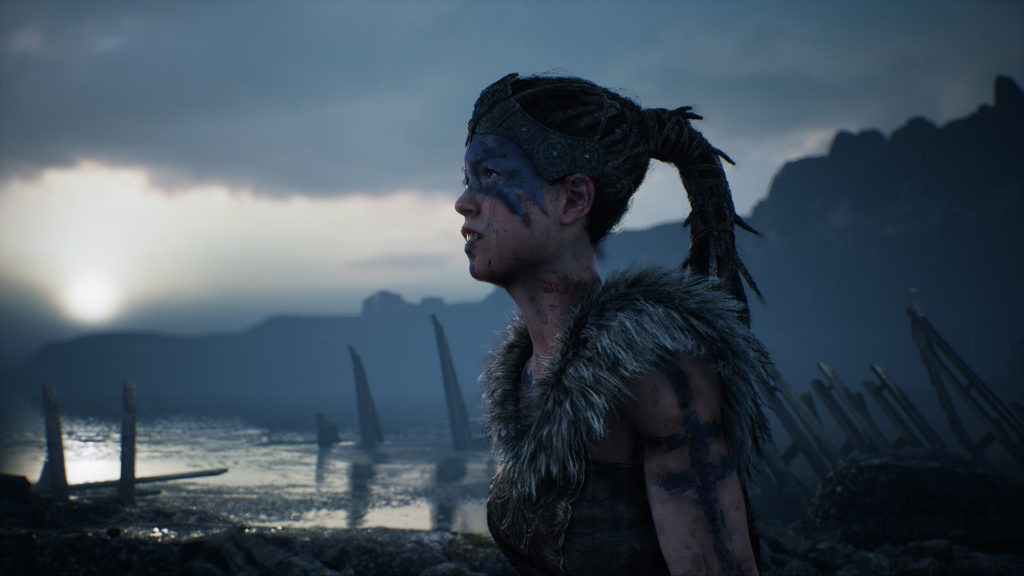 Hellblade Senua's Sacrifice sales PlayStation Store August 2017