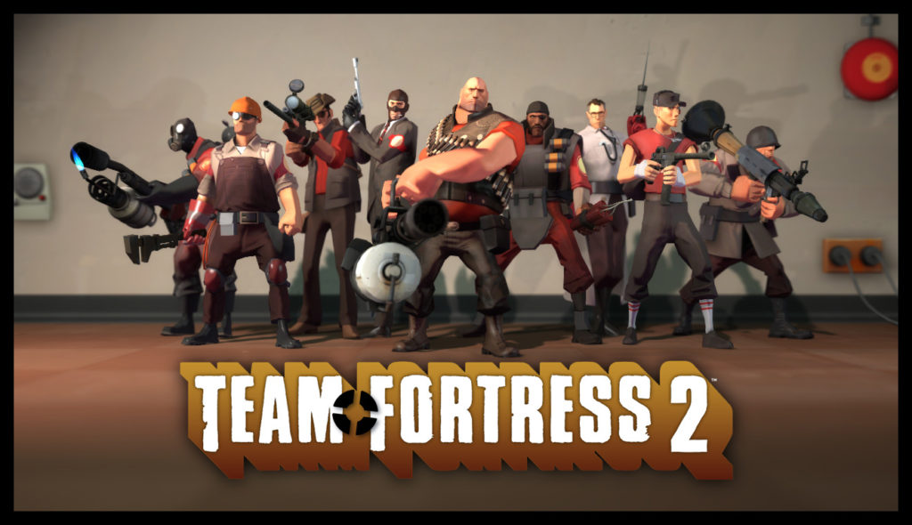 Team Fortress 2 female character designs revealed