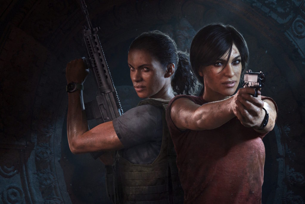 Uncharted: The Lost Legacy sales number one