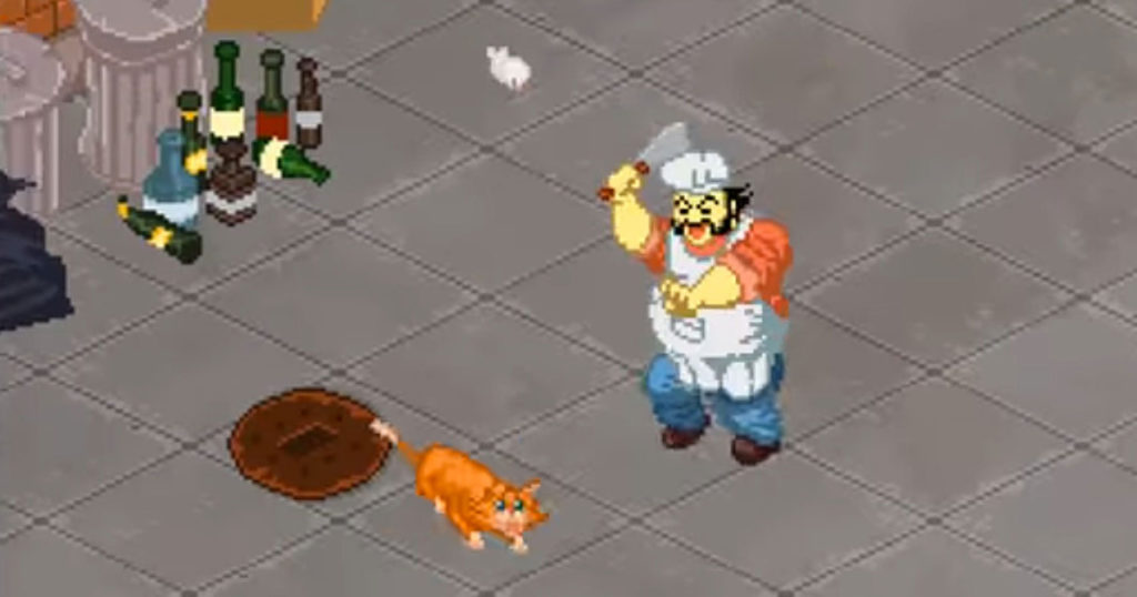 Dirty Chinese Restaurant racist mobile game cancelled