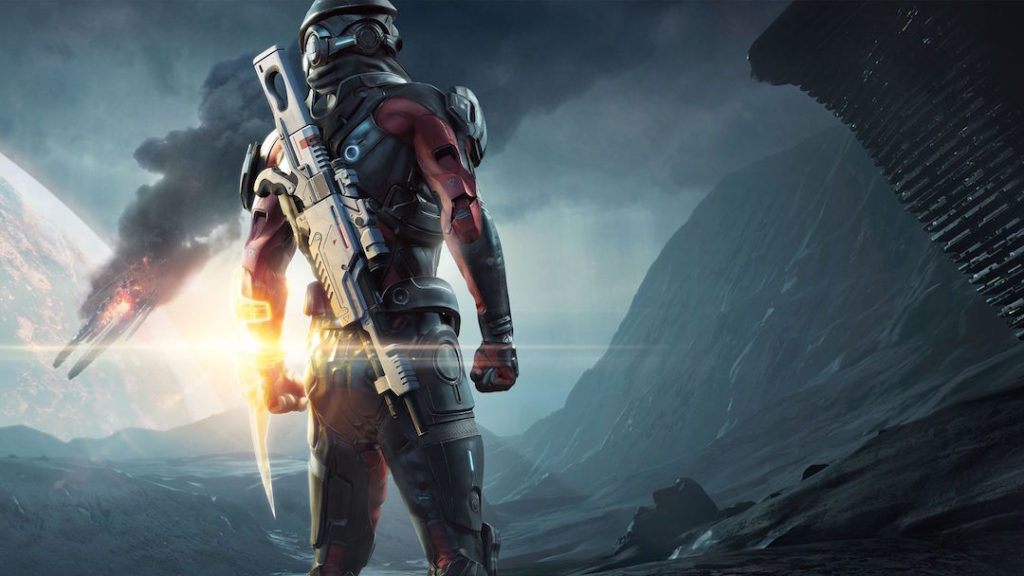 Mass Effect Andromeda EA Access free game library