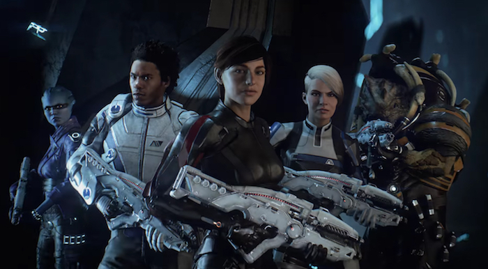 Mass Effect Andromeda problems lack of diversity