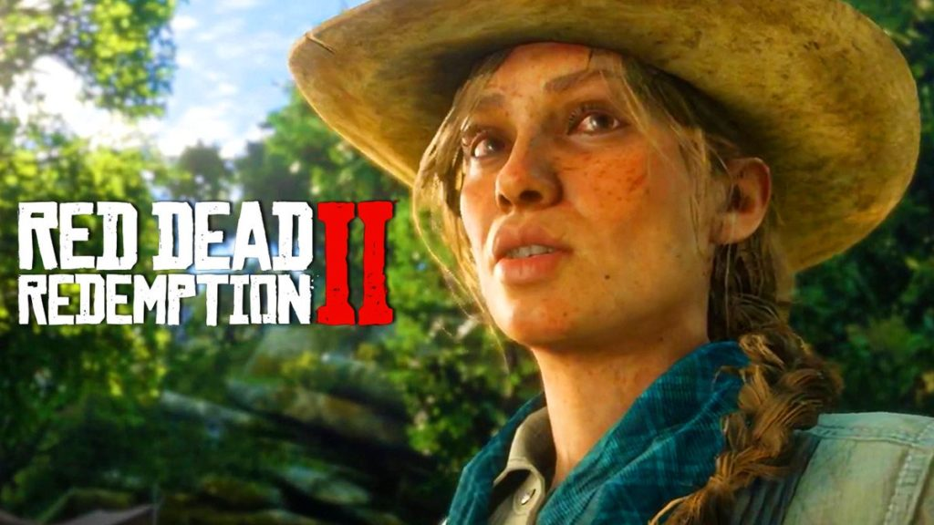 Red Dead Redemption 2 playable female character