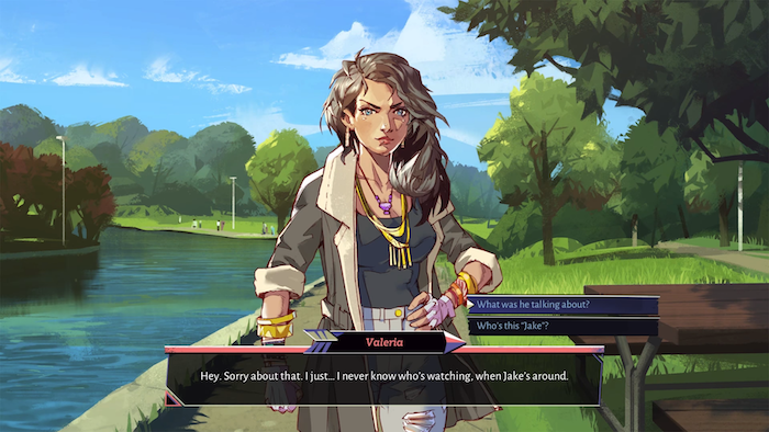 Boyfriend Dungeon dating sim female non-binary characters