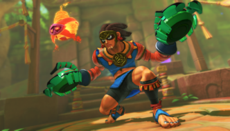 ARMS Introduces South American-Inspired Character 'Misango'