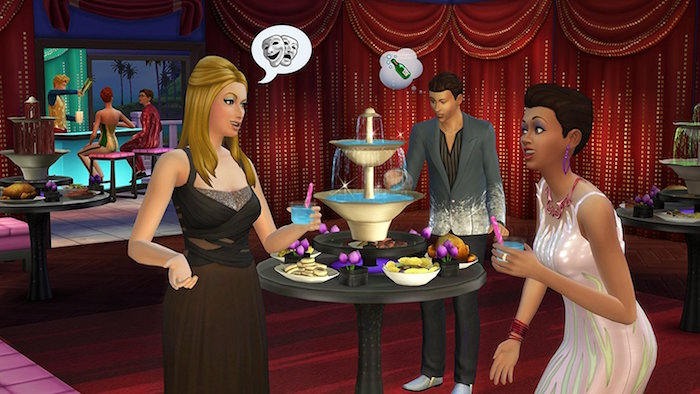The Sims 4 PS4 and Xbox One DLC Stuff packs