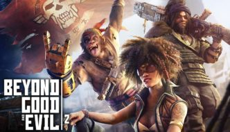 Beyond Good and Evil 2 Characters and Spaceships Teased in New Dev Diary