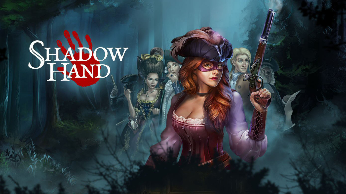 Shadowhand female protagonist gender roles 18th century values