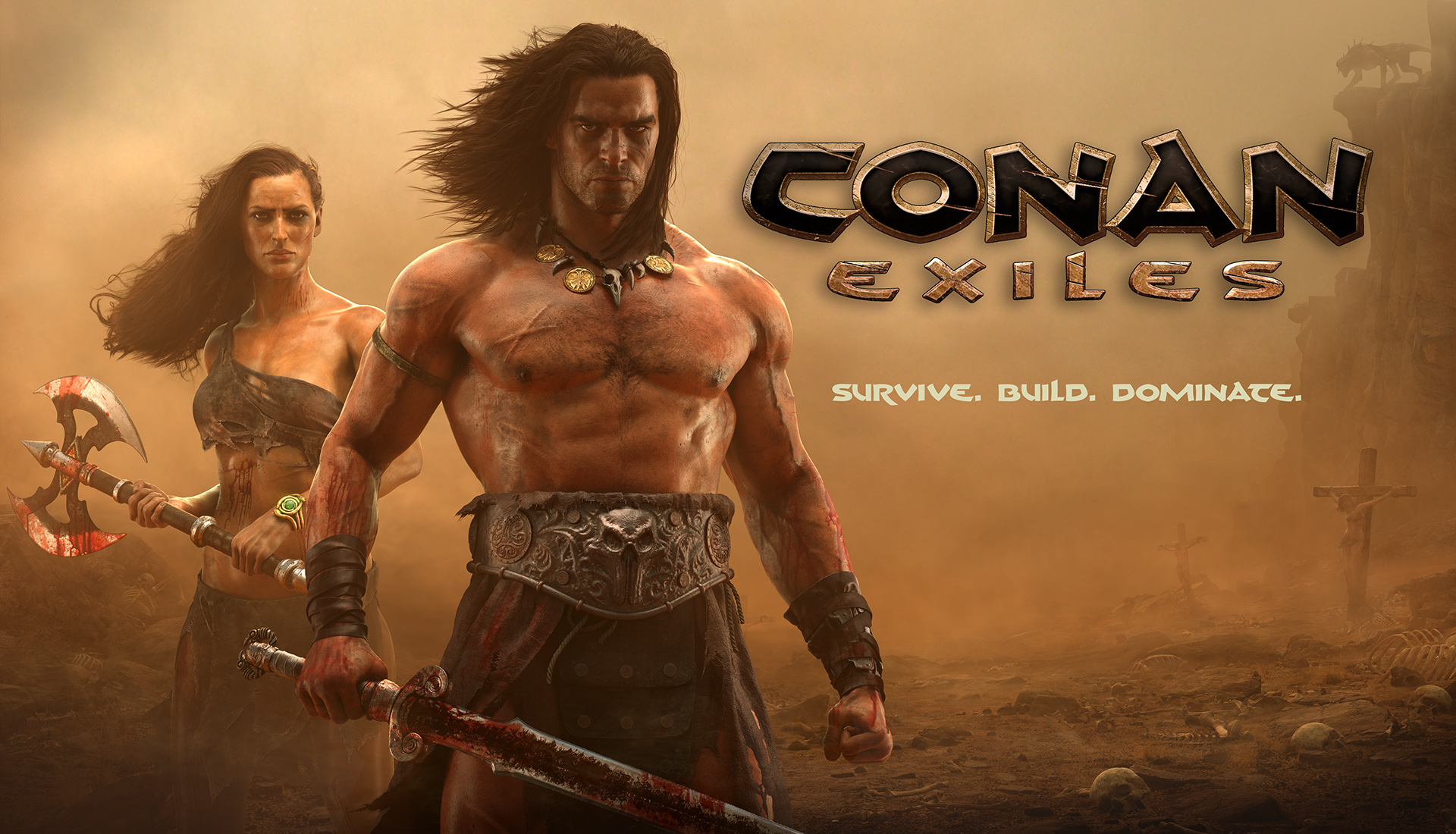 Conan Exiles female characters