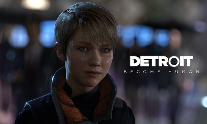 Detroit Become Human female protagonist