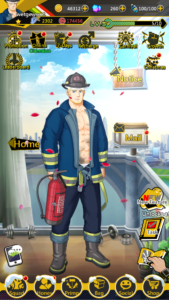 Gaydorado game fashion screenshot