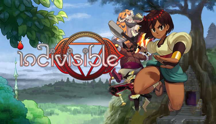 Indivisible game female protagonist