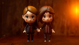 Life is Strange: Before the Storm Boxed Edition Comes With Chloe and Rachel Figurines