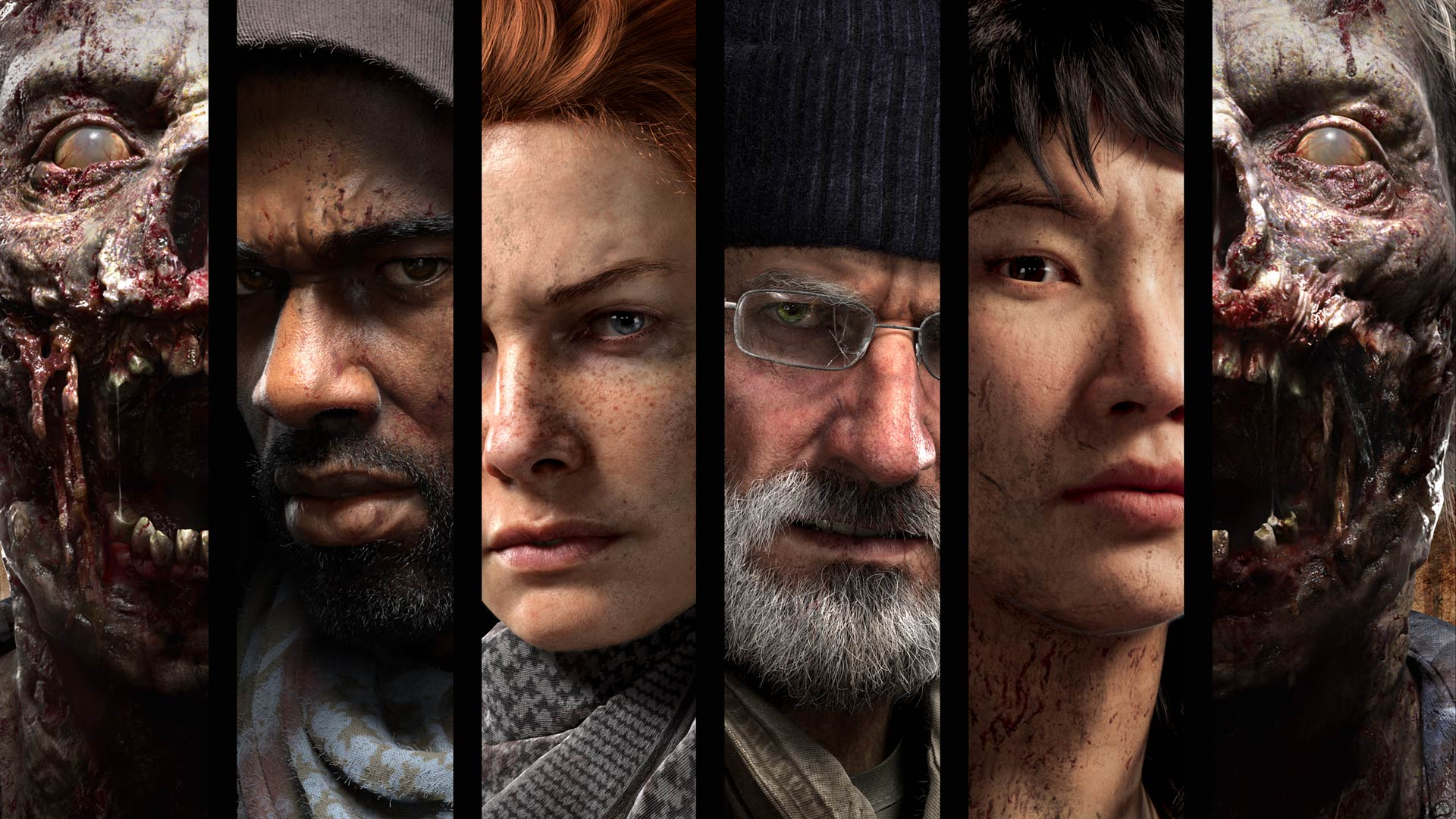 Overkill's The Walking Dead female protagonist