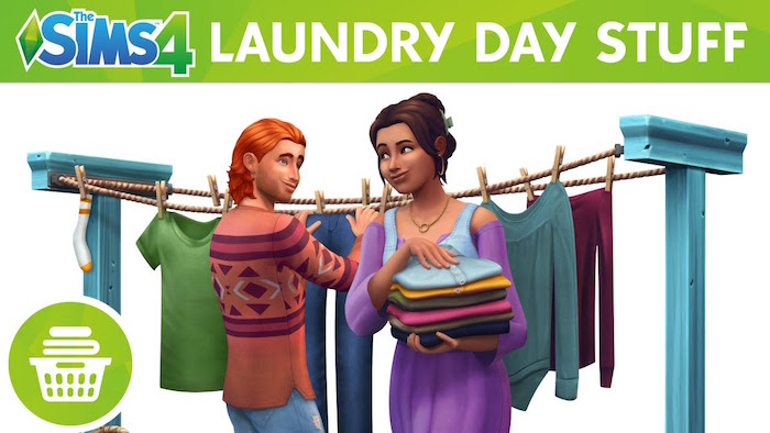The Sims 4 Laundry Day Stuff DLC price