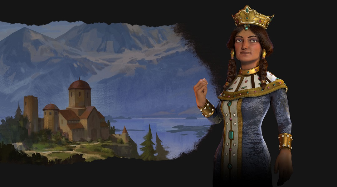 Civilization 6 Rise and Fall leaders sexism update