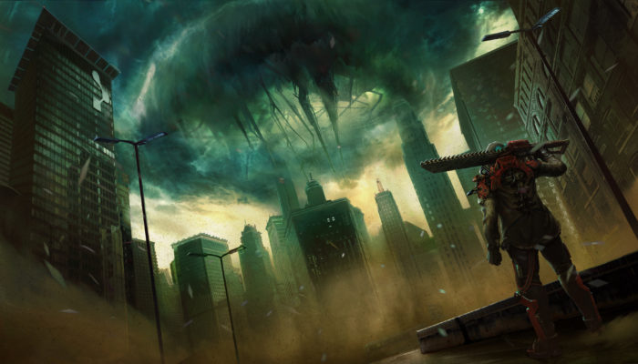 The Surge 2 Will Include Female Protagonist Option