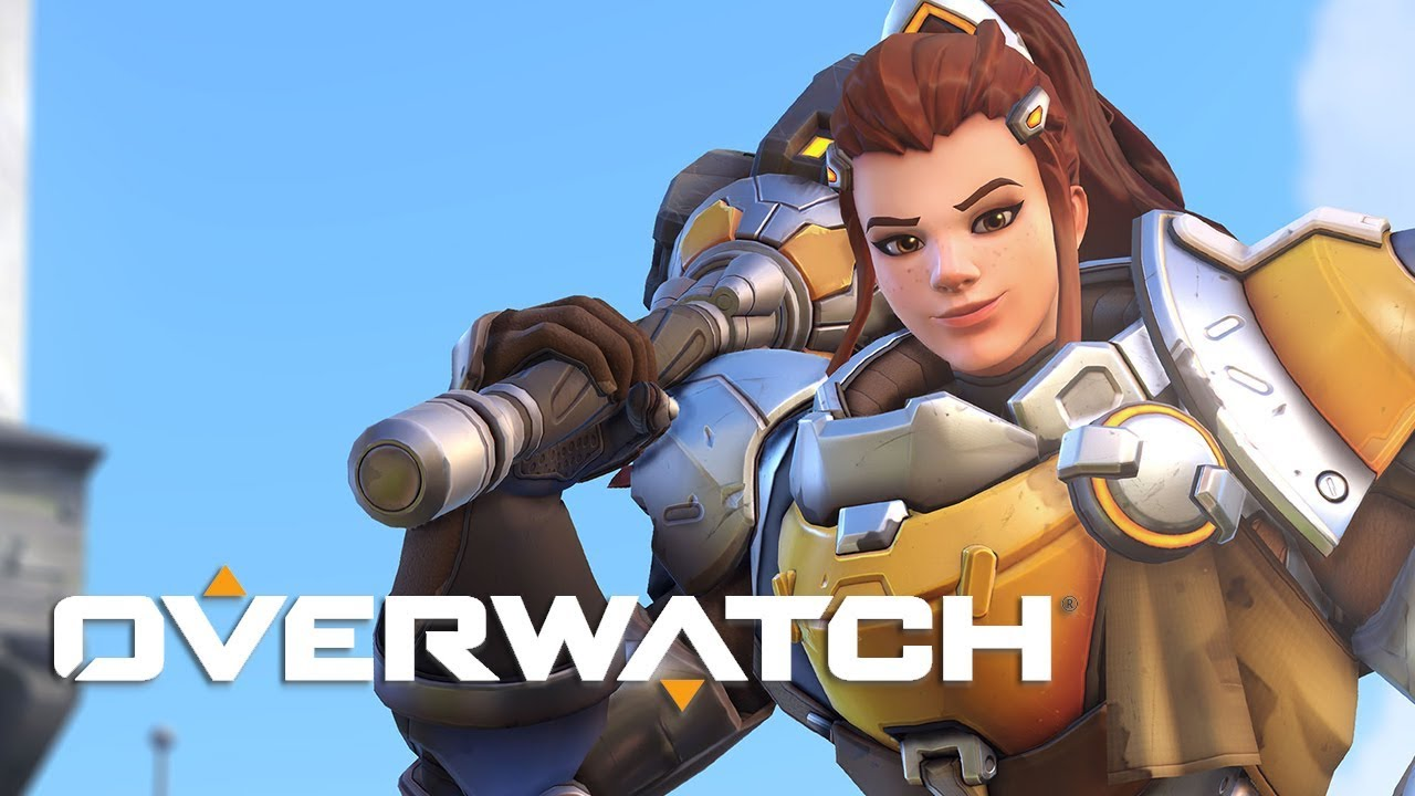 Overwatch Brigitte new playable character