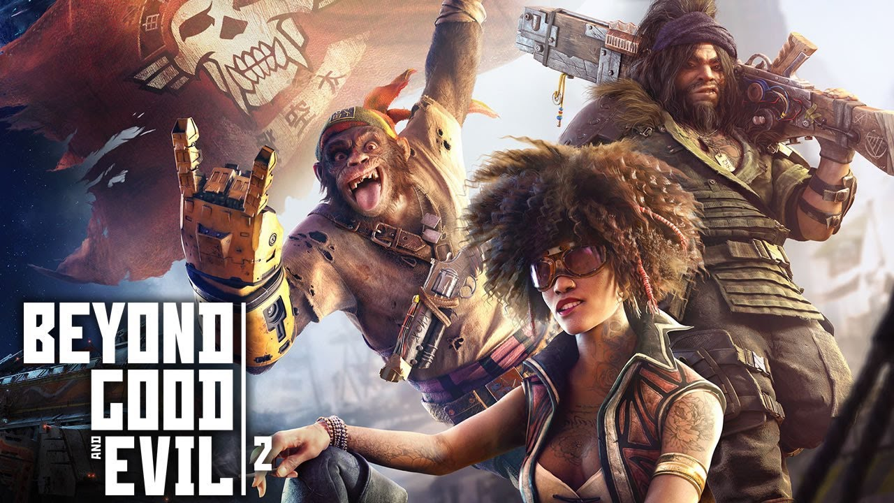 Beyond Good And Evil 2 Devs Show Off Ships & Staff Combat