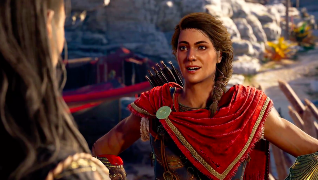 """the role of female characters in the odyssey Both genders have been """"oppressed"""" and """"dominated"""" through the roles  assigned  odysseus says plainly that the women were spoils of war while the."""