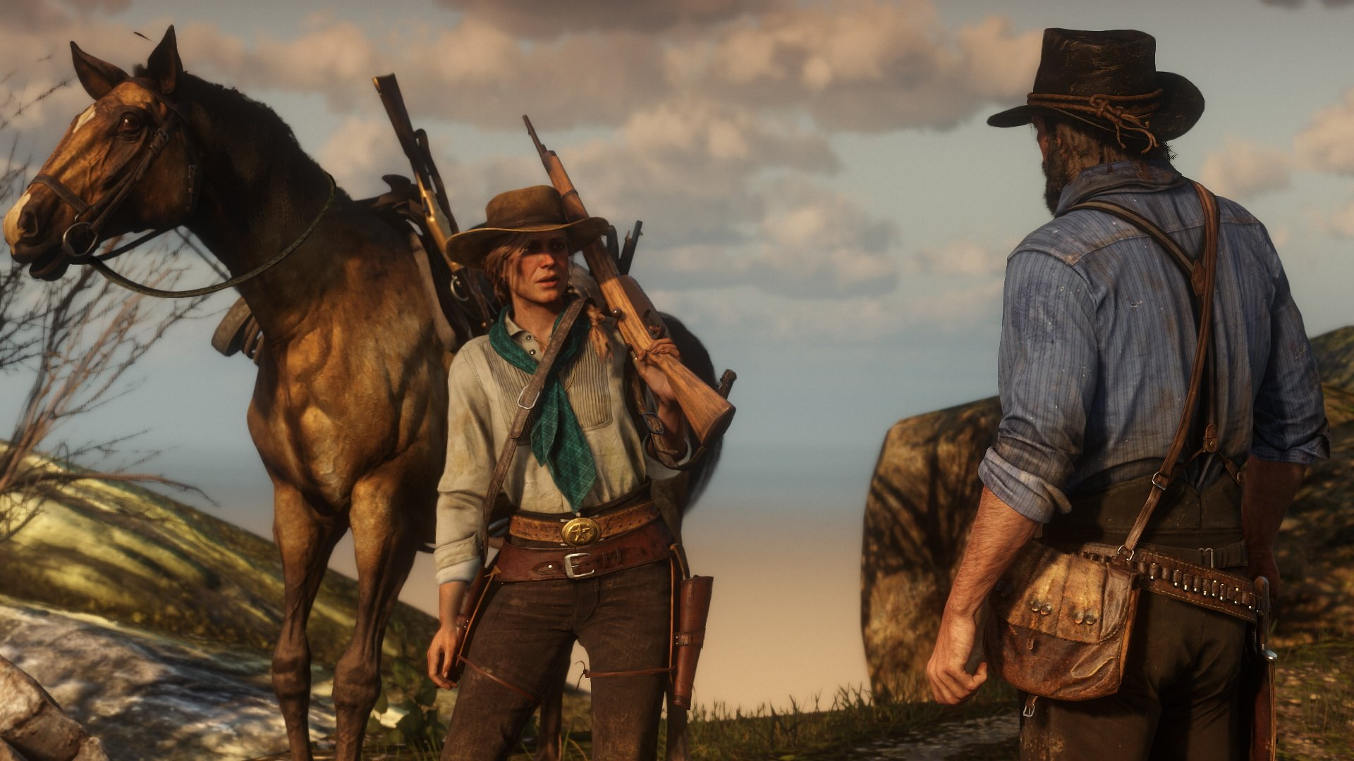 red dead redemption 2 playable female characters confirmed jsx