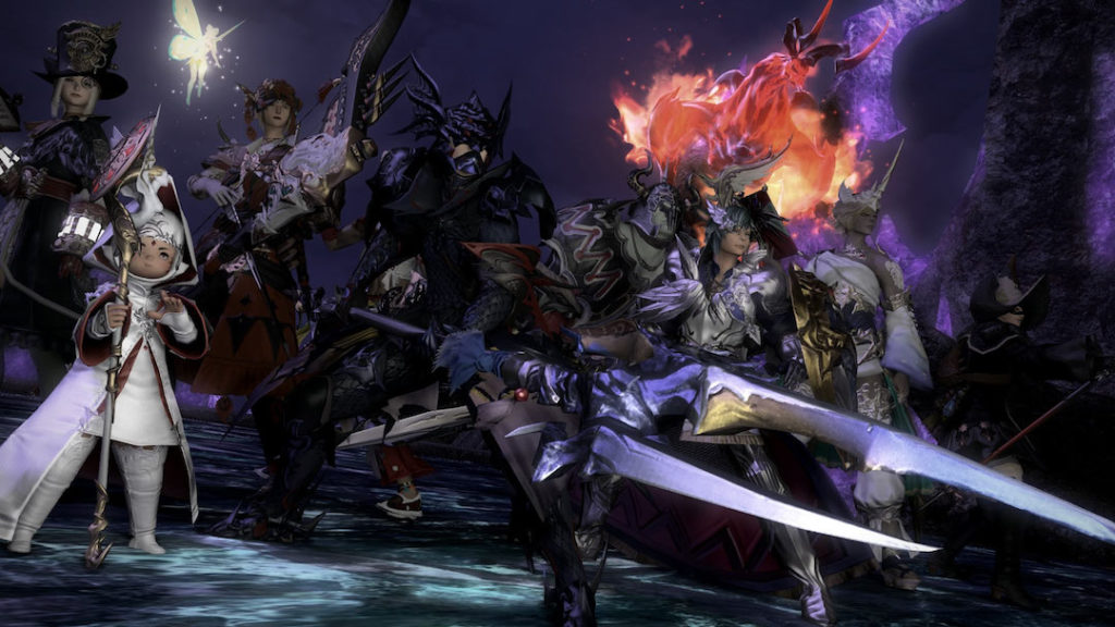 "Exact details of the float haven't been disclosed but it is described as  ""unique and exciting"" and it will somehow involve local Final Fantasy XIV  players, ..."