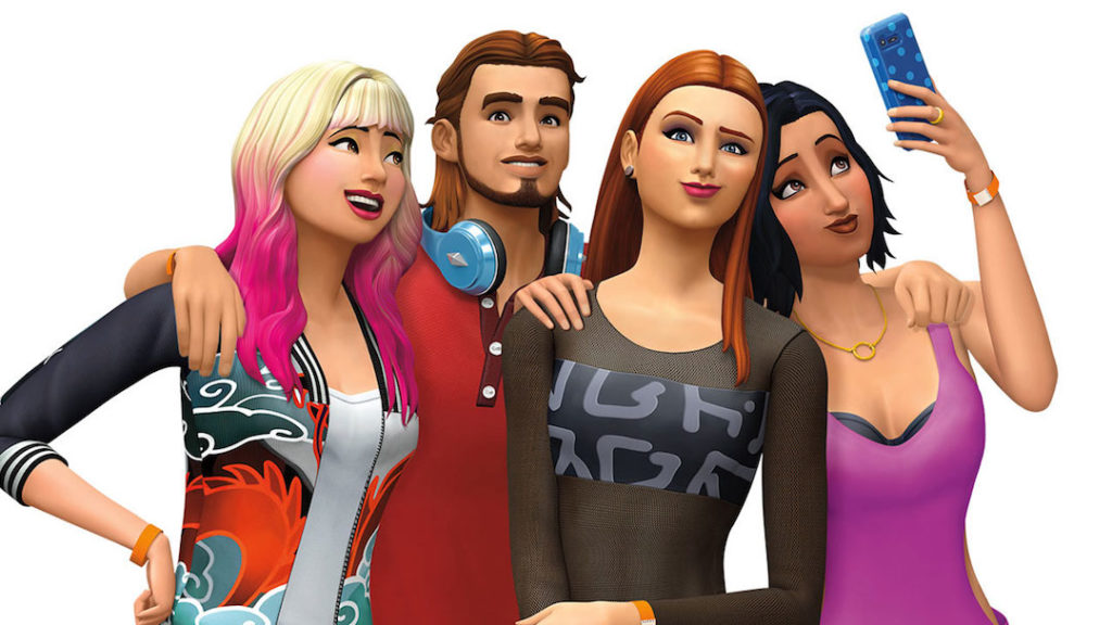 Sims 4 Update Brings Terrain Tools, First-Person to PS4 and