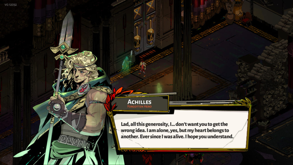 Supergiant Games Roguelike Hades Has A Bisexual