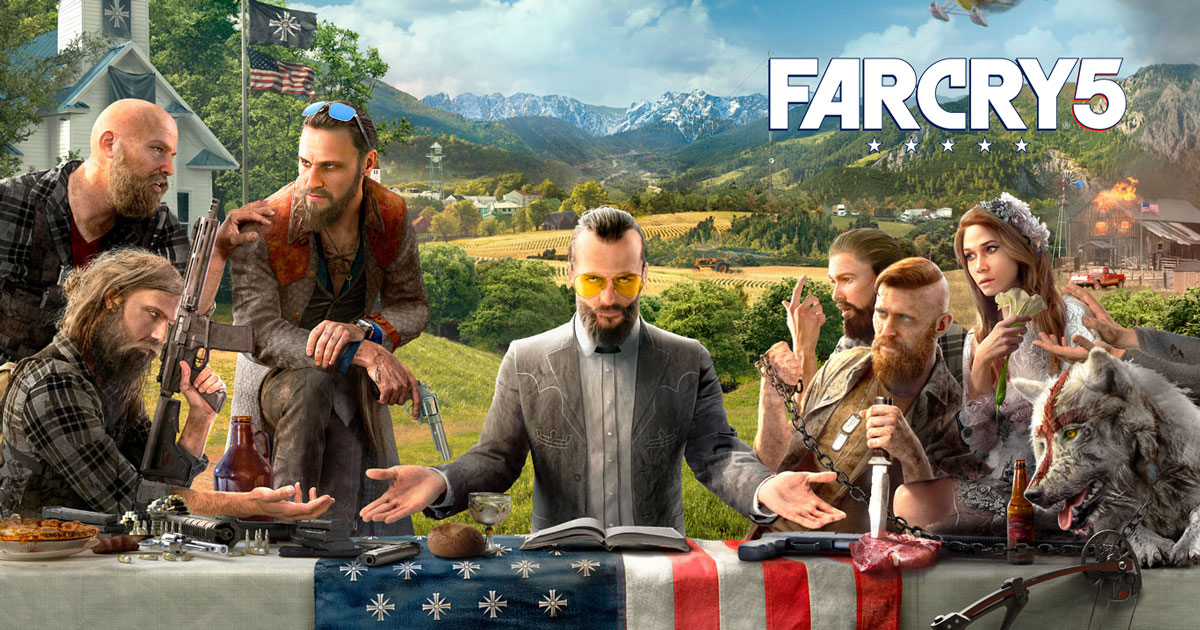 Here S Why Far Cry 5 Includes A Playable Female Character J