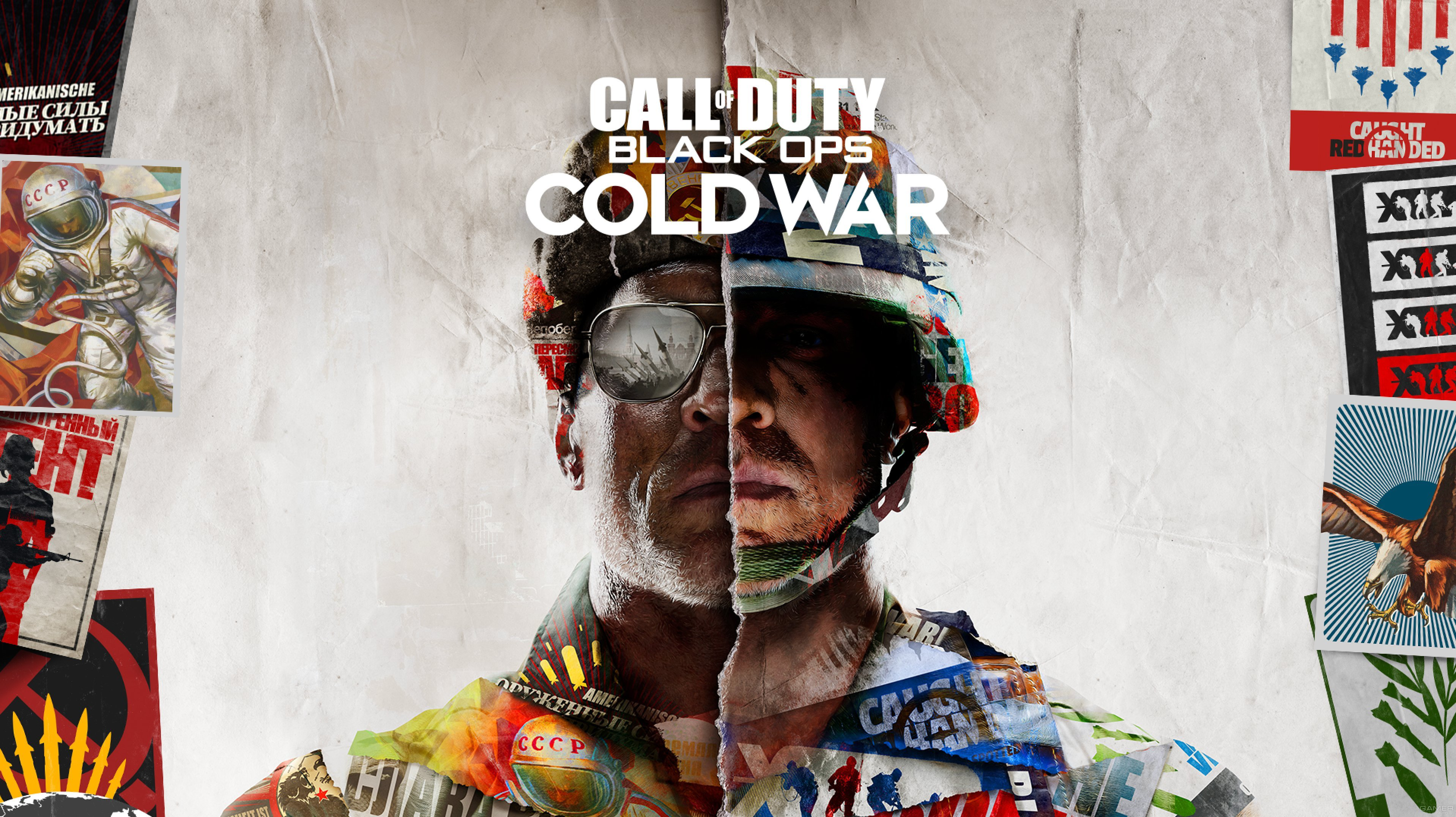 Call Of Duty Black Ops Cold War Features Female Protagonist They Them Pronoun Option J Station X
